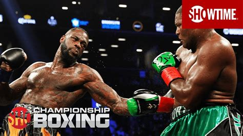 What Boxing Is On Tonight And What Channel - ImageFootball