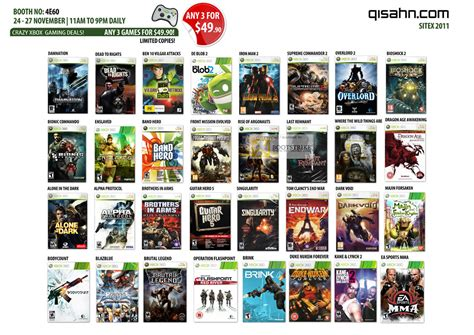 Xbox 360 Games 2019 List Wwwpixsharkcom Images