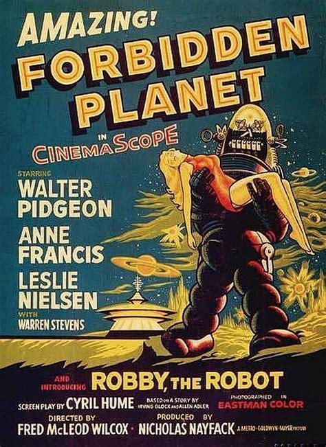 popgap  forbidden planet