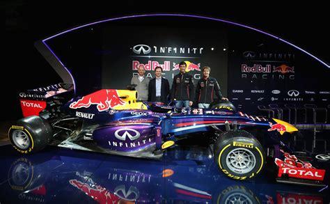 Red Bull Racing Rb9 2013 Formula One Car Makes Debut