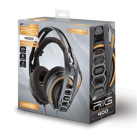 Plantronics RIG 400 PC Atmos Gaming Headset   Plantronics
