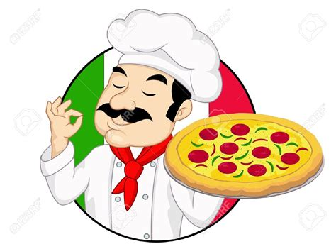 Pizza Slice Icon In Cartoon Style ...
