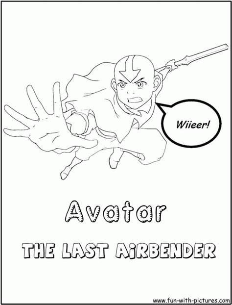 Avatar The Coloring Pages Coloring Home Avatar Coloring Pages Coloring Home