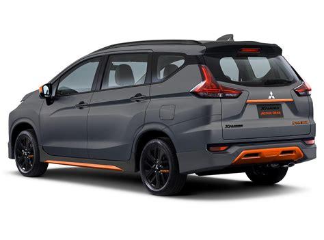 Mitsubishi Xpander Modification by Mitsubishi Xpander To Get A New Variant At Giias 2018
