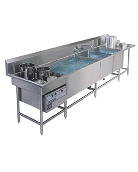 Champion Industries Commercial Pot, Pan & Rack Washer