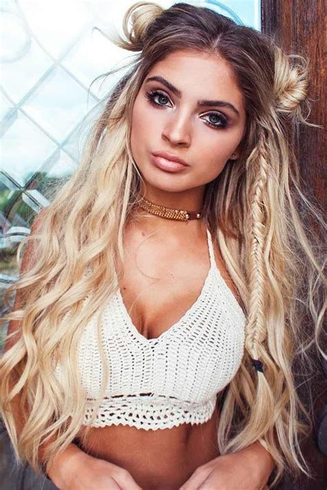 the 25 best summer hairstyles ideas on pinterest easy