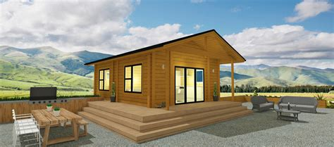 Small Homes : Granny Flats, Chalets & Tiny Homes Of Sustainably Grown Nz