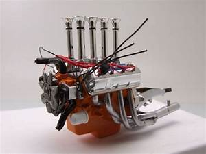 Modellauto Bausatz 1 8 : 426 injected hemi engine motor motormodell 1 18 acme ebay ~ Jslefanu.com Haus und Dekorationen