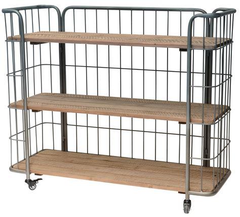 mobile scaffale mobile scaffale legno e metallo les voyageurs