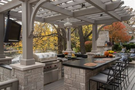 Outdoor Patio Design Ideas by 18 Amazing Patio Design Ideas With Outdoor Barbecue