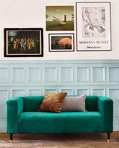 Ikea Klippan Sofa : 25 best ideas about blue velvet sofa on pinterest blue sofas blue velvet couch and navy blue ~ Orissabook.com Haus und Dekorationen