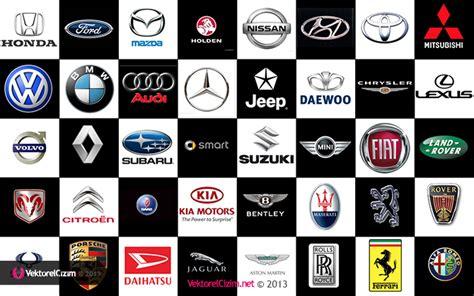 Otomobil Logolarının Anlamları