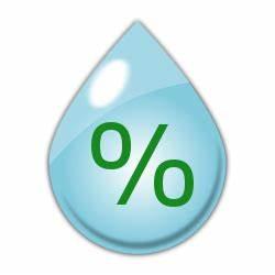 Relative Humidity Icon – free icons