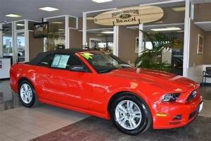 2014 Ford Mustang Convertible for Sale in Huntington Beach, California Classified ...