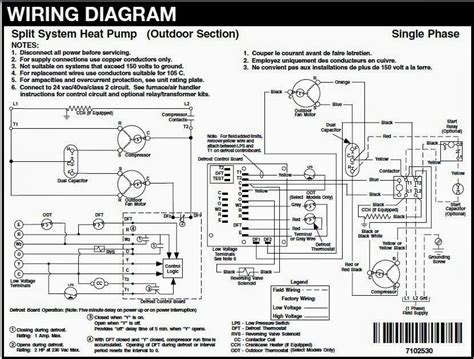 Electrical Wiring Diagram Hvac by Electrical Wiring Diagrams For Air Conditioning Systems