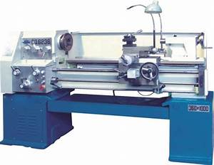 China Engine Lathe Machine  Cq6236