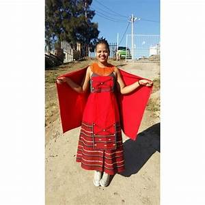 Xhosa Traditional Outfits For Kids