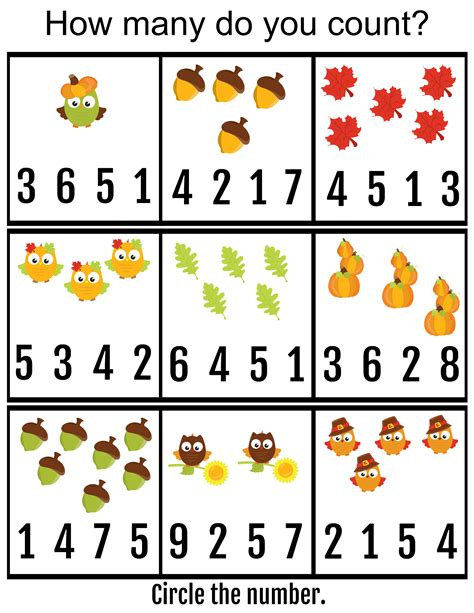 autumn themed printable worksheets modern homeschool family
