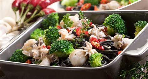 pate a l encre de seiche recette p 226 tes 224 l encre de seiche et fruits de mer mgc pr 233 vention sant 233