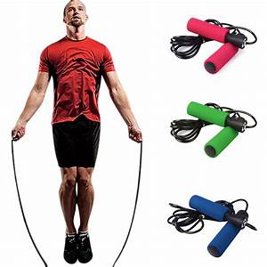 Aerobic Exercise Skipping Speed Jump Rope Crossfit ...