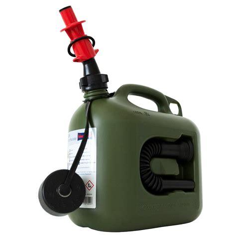 5 liter benzinkanister 5 liter benzinkanister mit sicherheits einf 252 llsystem zubeh 246 r