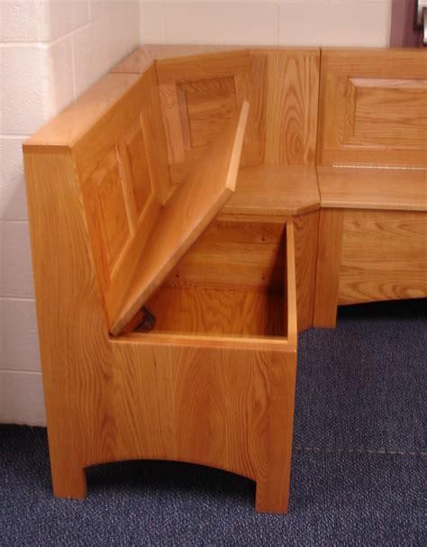 Corner Bench Kitchen Table With Storage