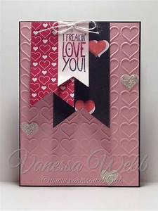 17 Best images about Stampin up Valentine cards on ...