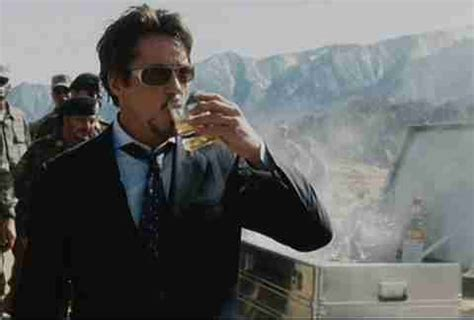 Iron Man 3  Everything Tony Stark Drinks In Every Iron
