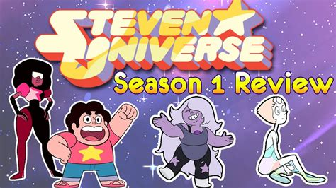 steven universe review season  analysis youtube