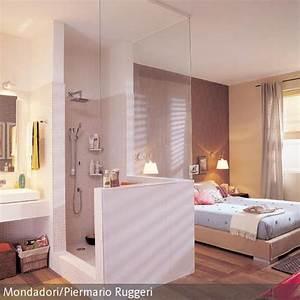 Bad Im Schlafzimmer : schlafzimmer mit integriertem bad in 2019 offenes ~ A.2002-acura-tl-radio.info Haus und Dekorationen