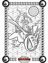 Dragon Coloring Train Astrid Coloriage Dragons Stormfly Printable Sheets Hidden Dessin Coloriages Movie Httyd3 Enfants Anime Haut Activity Dreamworks Aidez sketch template