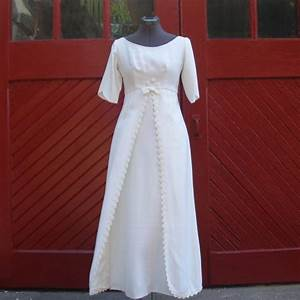 vintage 196039s ivory raw silk wedding dress 2604381 With raw silk wedding dress