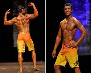 Male fitness model competition uk