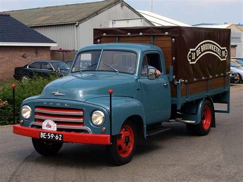 Opel Truck by Truck Photos Opel Blitz 1 75t 330 1956