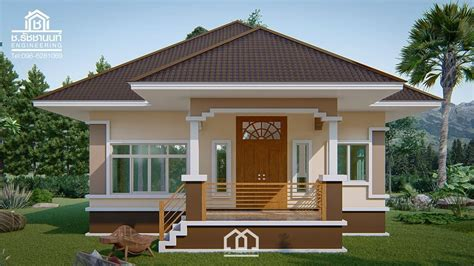 10 Contemporary House Designs With Floor Plan Perfect for