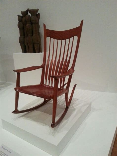 Maloof Rocking Chair Plans by Plans For Maloof Rocking Chair Woodworking Projects Plans