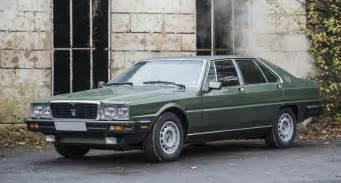 De Tomaso's most successful saloon was – a Maserati ...