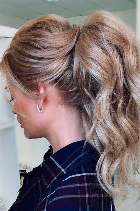 cute ponytail hairstyles     hair cute