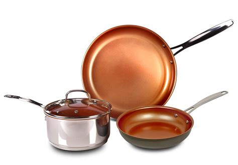 pan frying glass stick non stove nuwave fry cooktop pot amazon lid alqurumresort pic anodized hard kitchenter stainless steel