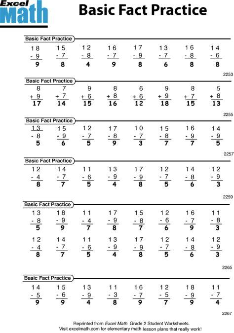 excel math five minute math class warm up activities
