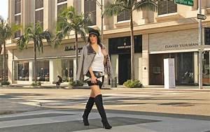 Pretty Woman Outfit LA Fashion & Style Laura Lily