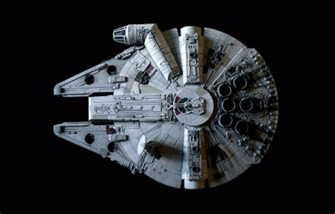Han Freighter Diagram by The Great Canadian Model Builders Web Page Corellian