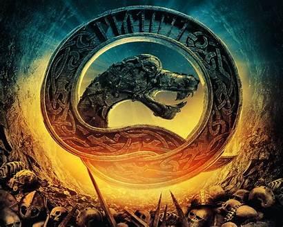 Viking Norse Ragnarok Fantasy Poster Gaten Wallpapers