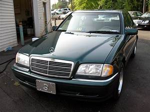 Manual Download  Mercedes Benz C Class Owners Manual 2000