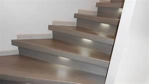 Renovation D Escalier En Bois : design r novation d 39 escalier r nover vos escaliers ~ Premium-room.com Idées de Décoration