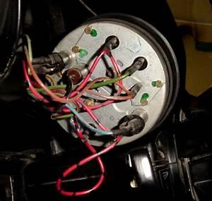 1977 911s Oil Temp Gauge Wiring