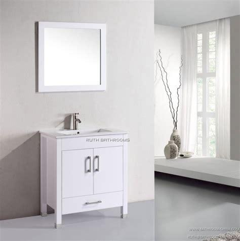 Wood Bathroom Vanity  China Bath Vanities Manufacturer
