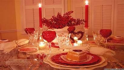 Romantic Wallpapers Table Frankenstein Crazy Dinner Setting