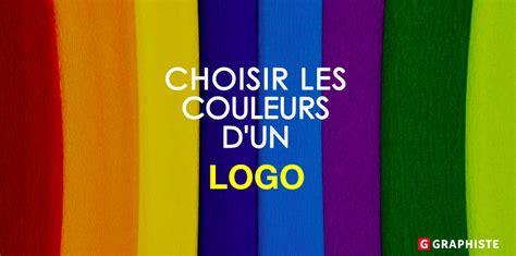 comment choisir les couleurs d un logo graphiste