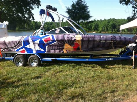 Model Boat Graphics by Boat Wrap Boat Graphics Boats Boat Wraps